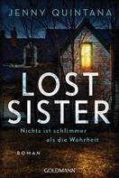 Jenny Quintana: Lost Sister ★★★★