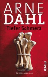 Tiefer Schmerz - Kriminalroman