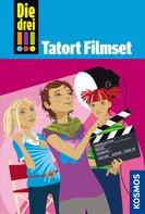 Henriette Wich: Die drei !!!, 26, Tatort Filmset (drei Ausrufezeichen) ★★★★
