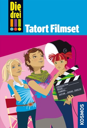 Die drei !!!, 26, Tatort Filmset (drei Ausrufezeichen)