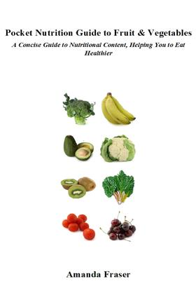 Pocket Nutrition Guide to Fruit & Vegetables