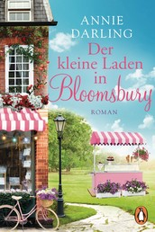 Der kleine Laden in Bloomsbury - Roman