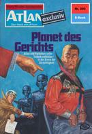 Hans Kneifel: Atlan 292: Planet des Gerichts ★★★★