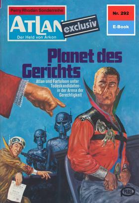 Atlan 292: Planet des Gerichts
