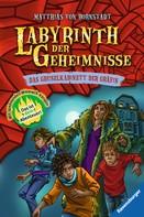 Matthias Bornstädt: Labyrinth der Geheimnisse 2: Das Gruselkabinett der Gräfin ★★★★★