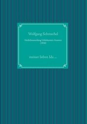 Gedichtsammlung Unbekannter Autoren (1918)