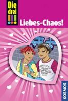 Maja von Vogel: Die drei !!!, 60, Liebes-Chaos! (drei Ausrufezeichen) ★★★★★
