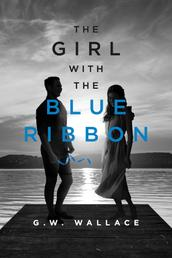 The Girl with the Blue Hair Ribbon