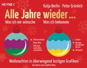 Alle Jahre wieder... - Weihnachten in überwiegend lustigen Grafiken – Das Beste vom Graphitti-Blog