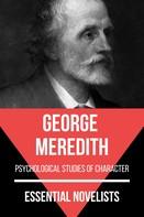 George Meredith: Essential Novelists - George Meredith