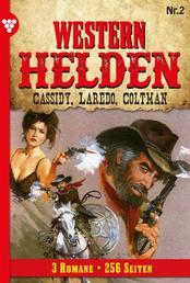 Western Helden 2 – Erotik Western - Cassidy, Laredo, Coltman