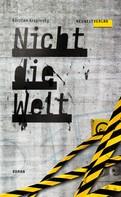 Karsten Krepinsky: Nicht die Welt