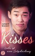 Jasmin Whiscy: Kisses ★★★★