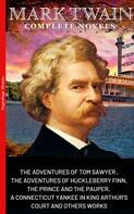 Mark Twain: Mark Twain: The Complete Novels