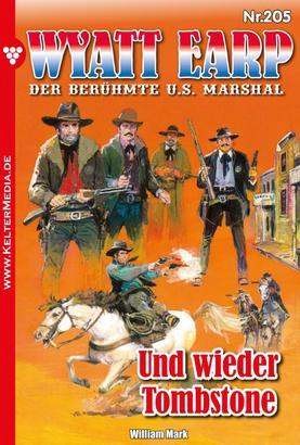 Wyatt Earp 205 – Western