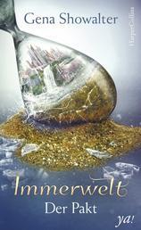 Immerwelt - Der Pakt - Fantasy Jugendbuch