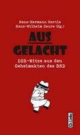 Hans-Hermann Hertle: Ausgelacht ★★★