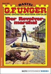 G. F. Unger 1954 - Western - Der Revolvermarshal
