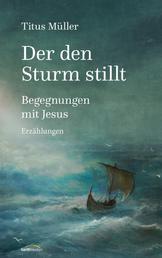 Der den Sturm stillt - Begegnungen mit Jesus. Erzählungen.