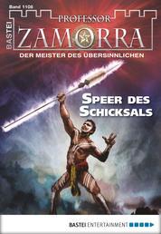 Professor Zamorra - Folge 1108 - Speer des Schicksals