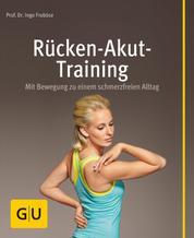 Rücken-Akut-Training
