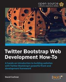David Cochran: Twitter Bootstrap Web Development How-To