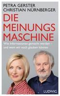 Petra Gerster: Die Meinungsmaschine ★★★★