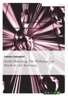 Fabian Litzendorf: Audio-Branding. Die Wirkung von Musik in der Werbung