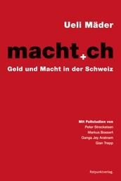 macht.ch - Geld und Macht in der Schweiz