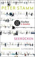 Peter Stamm: Seerücken ★★★★