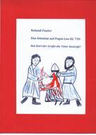 Roland Pauler: Das Attentat auf Papst Leo III. 799
