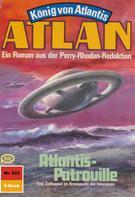 H. G. Ewers: Atlan 333: Atlantis-Patrouille ★★★★