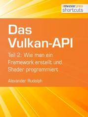 Das Vulkan-API - Teil 2: Wie man ein Framework erstellt und Shader programmiert