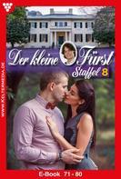 Viola Maybach: Der kleine Fürst Staffel 8 – Adelsroman ★★★★★
