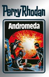 "Perry Rhodan 27: Andromeda (Silberband) - 7. Band des Zyklus ""Die Meister der Insel"""