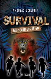 Survival – Der Schrei des Affen - Band 6