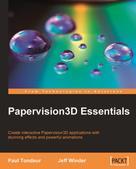 Paul Tondeur: Papervision3D Essentials