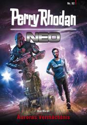 Perry Rhodan Neo 92: Auroras Vermächtnis - Staffel: Kampfzone Erde 8 von 12