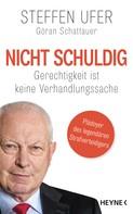 Steffen Ufer: Nicht schuldig ★★★★★