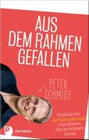 Peter Schmidt: Aus dem Rahmen gefallen
