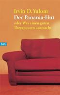 Irvin D. Yalom: Der Panama-Hut ★★★★★