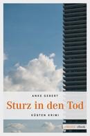 Anke Gebert: Sturz in den Tod ★★★★