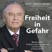 Freiheit in Gefahr - Warum unsere Freiheitsrechte bedroht sind und wie wir sie schützen können. Ein Plädoyer von Deutschlands höchstem Richter a.D.