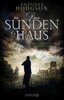 Antonia Hodgson: Das Sündenhaus ★★★★