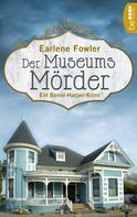 Earlene Fowler: Der Museumsmörder ★★★★