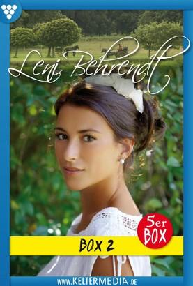 Leni Behrendt Box 2 – Liebesroman