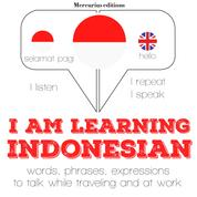 """I am learning Indonesian - """"Listen, Repeat, Speak"""" language learning course"""