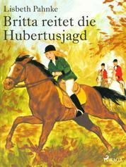 Britta reitet die Hubertusjagd
