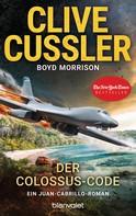Clive Cussler: Der Colossus-Code ★★★★★
