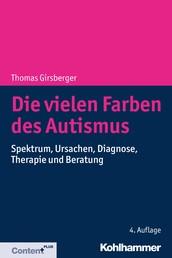 Die vielen Farben des Autismus - Spektrum, Ursachen, Diagnose, Therapie und Beratung